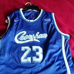Lakers JAMES CRENSHAW JERSEY
